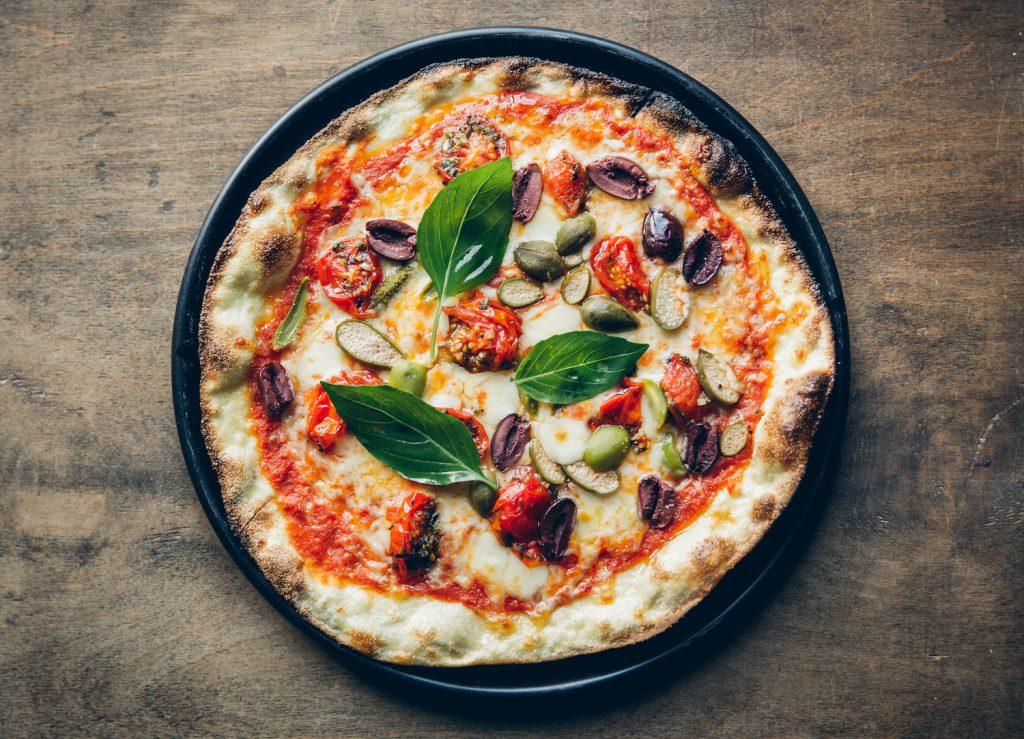 Pizzette Puttanesca